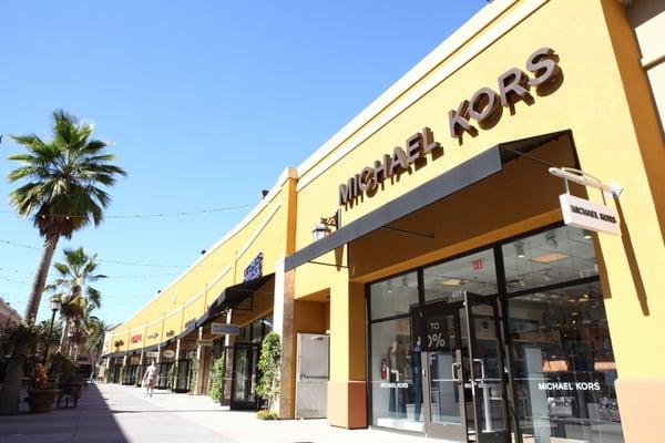 Lojas do Outlet Las Americas Premium em San Diego