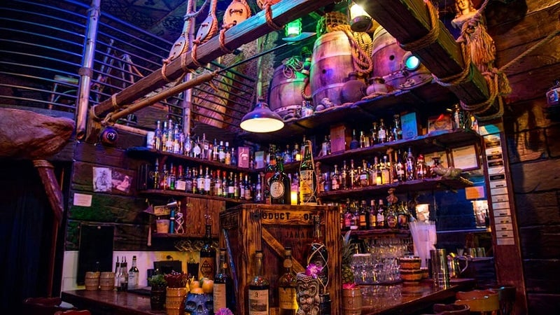 Bar Smuggler's Cove em San Francisco