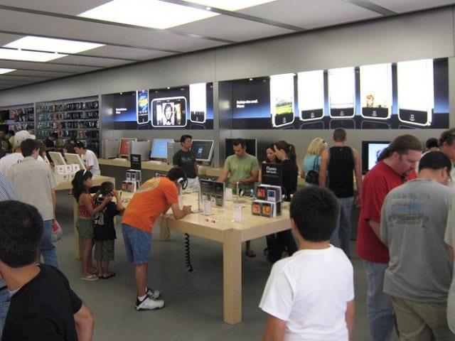 Lojas da Apple em San Diego