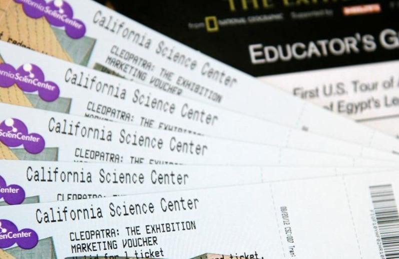 Informações sobre o Centro de Ciências em Los Angeles