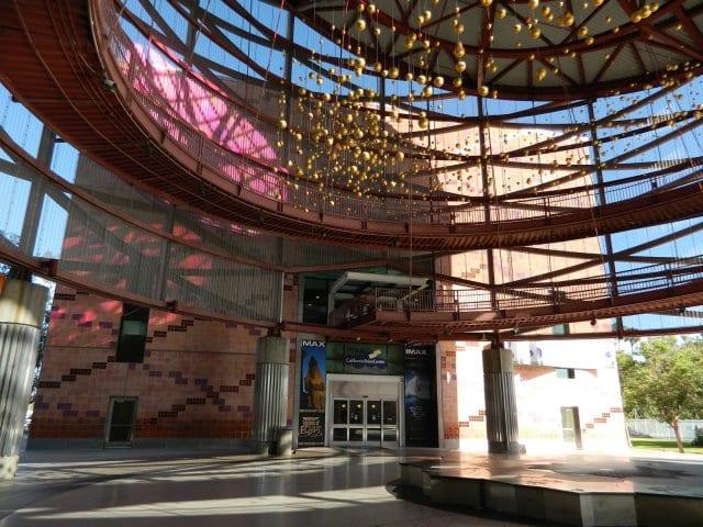 Centro de Ciências em Los Angeles na Califórnia