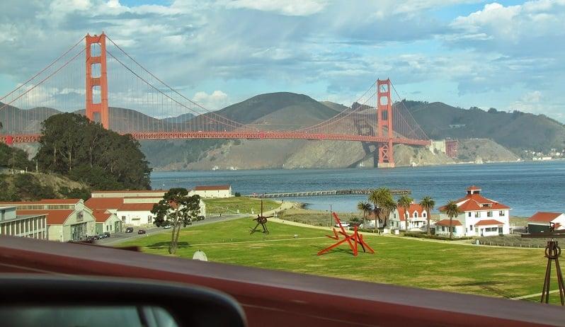 Lugares para ir com as crianças em San Francisco