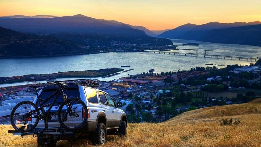 Comparador de aluguel de carros na Califórnia