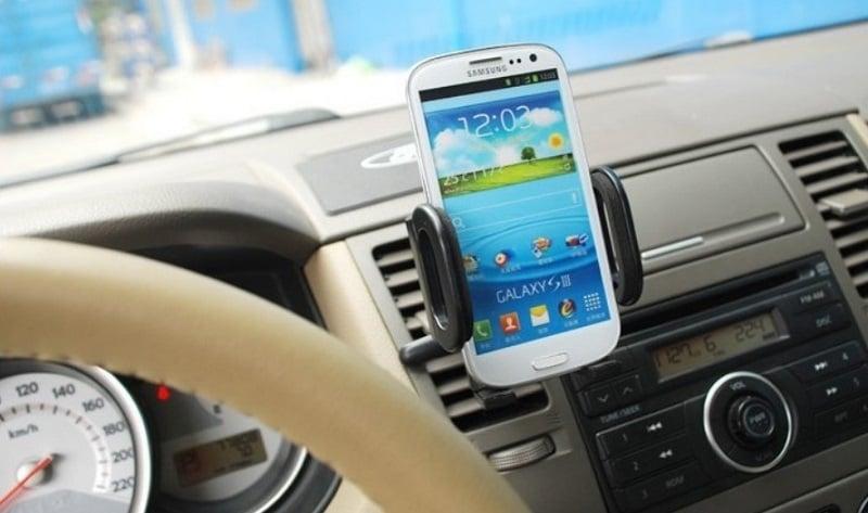 GPS no celular para transitar na Califórnia
