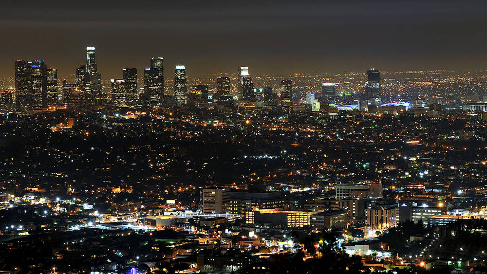 Vida noturna em Los Angeles