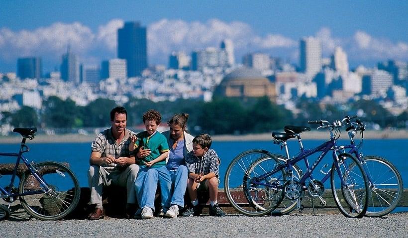 Turismo em família em San Francisco