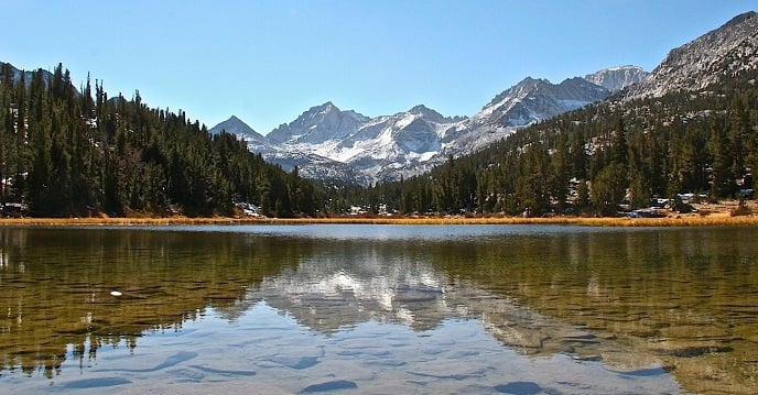 Turismo em Mammoth Lakes na Califórnia