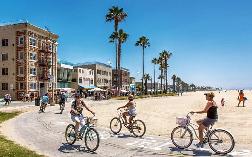 Ficar hospedado em Venice em Santa Mônica