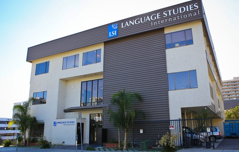 Language Studies International em San Diego na Califórnia