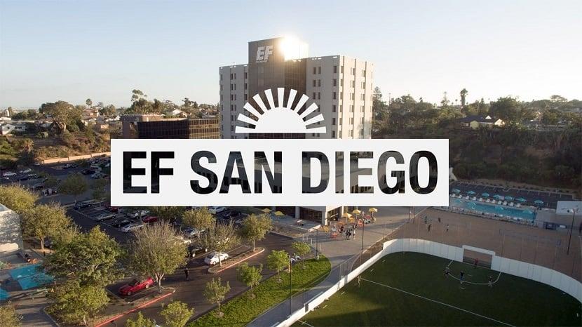 Education First em San Diego