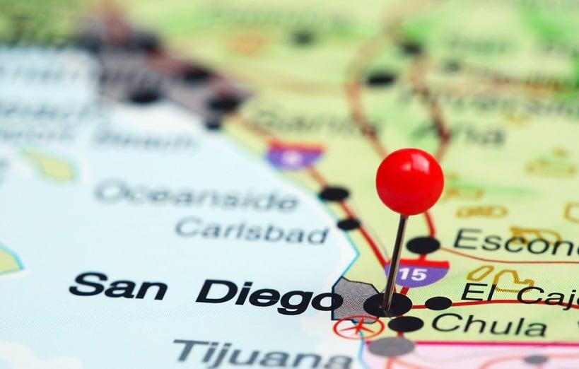 Cursos de inglês em San Diego