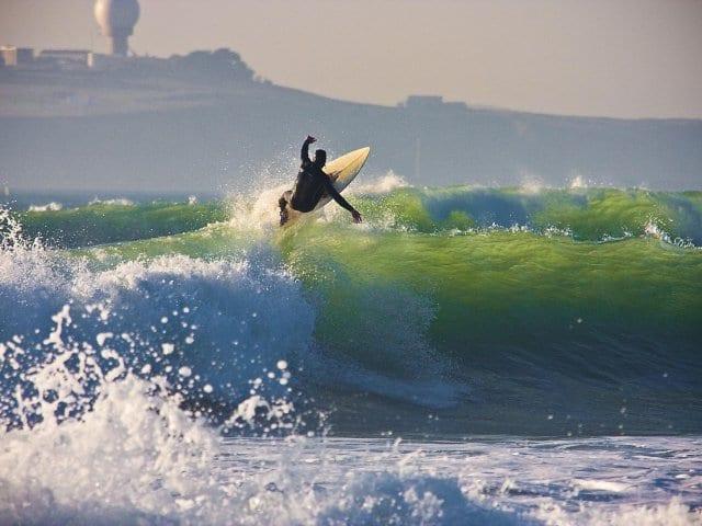 Onde surfar na Califórnia