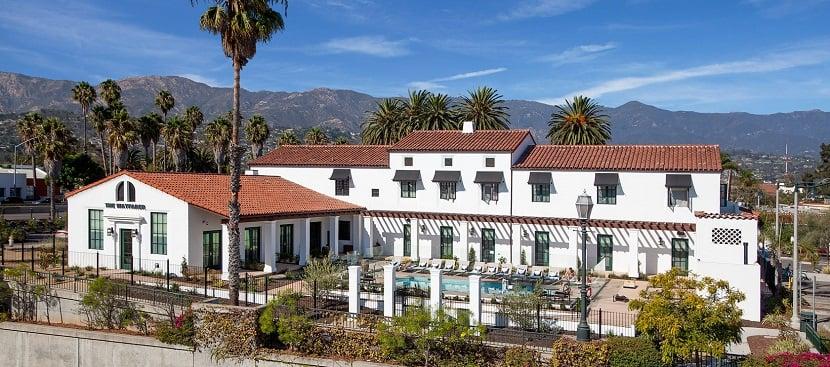 Hotel The Wayfarer em Santa Bárbara