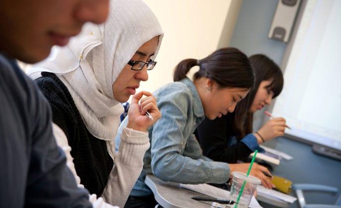 Escola Embassy English em San Francisco na Califórnia