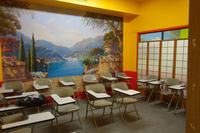 Advance English Academy em San Francisco na Califórnia