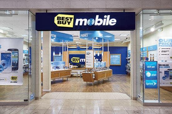 Iphones na Best Buy em San Diego