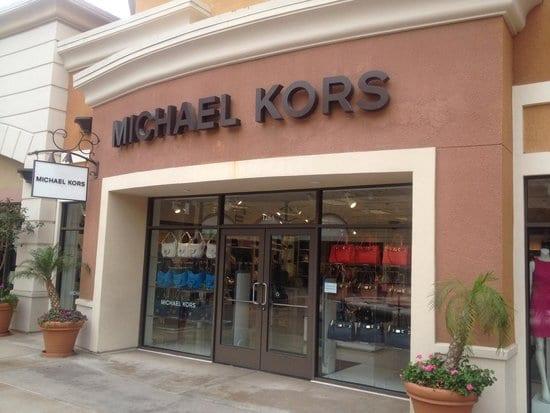 Michael Kors em San Diego e na Califórnia