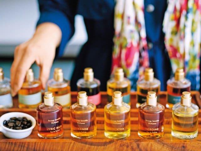 Onde comprar perfume em San Diego