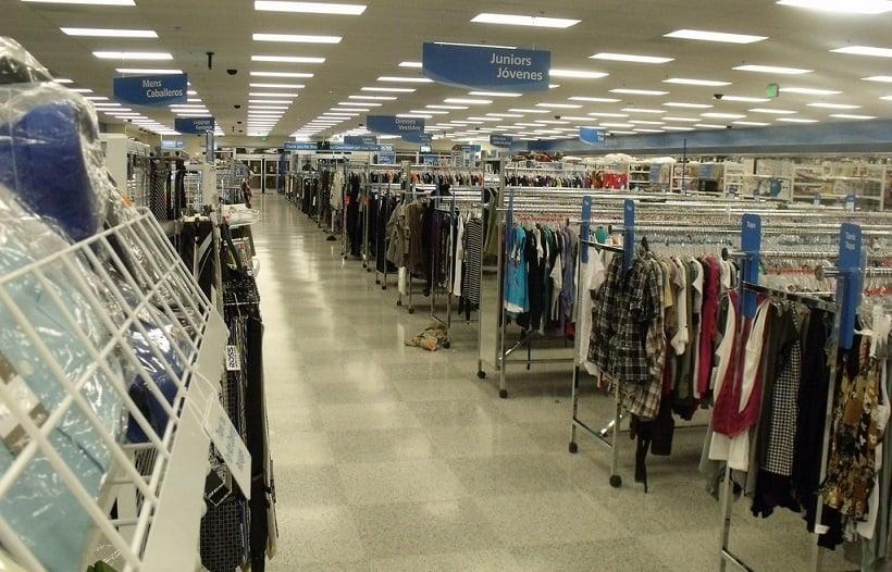 Ross Store em San Diego e na Califórnia