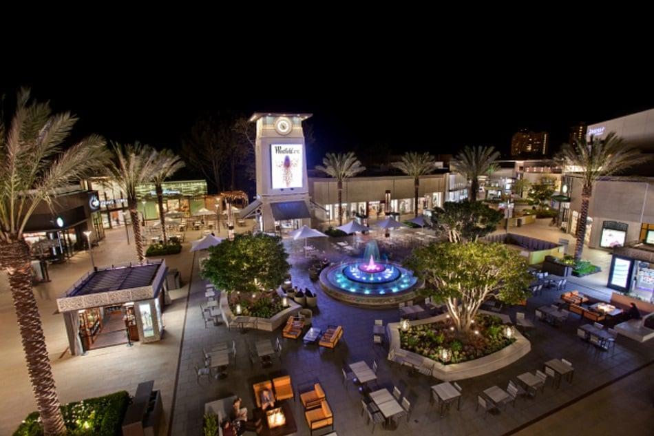 Loja da Apple no Westfield UTC em San Diego na Califórnia