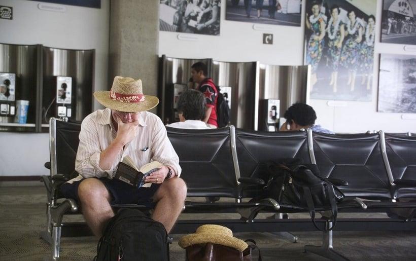 Tempo de voo até San Francisco