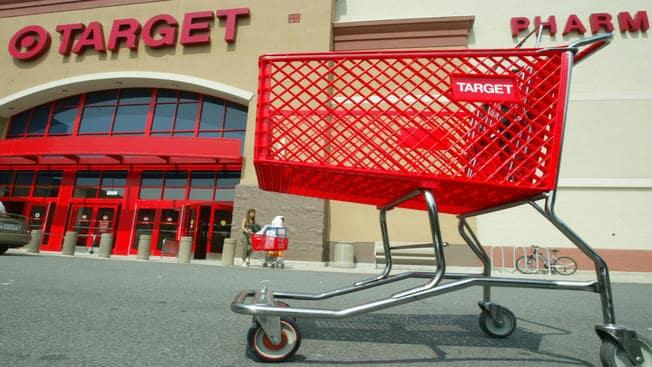 Loja Target em San Diego