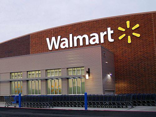 Loja Walmart em San Diego
