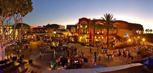 Downtown Disney District na Califórnia