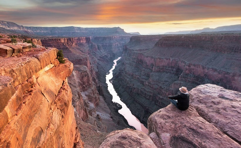 Grand Canyon na Califórnia