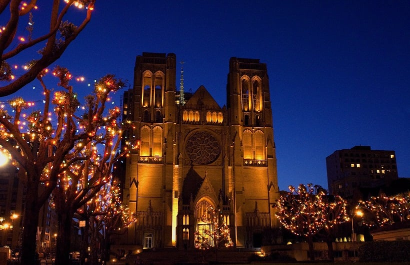 Grace Catedral em San Francisco