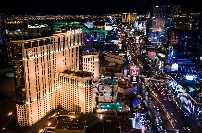 Passeios turísticos em Las Vegas