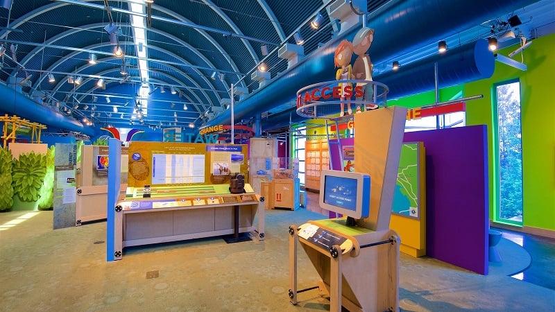 Chabot Space & Science Center em Oakland