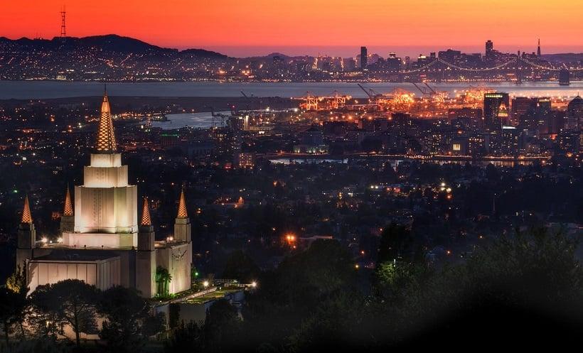 Localidades para ficar em Oakland