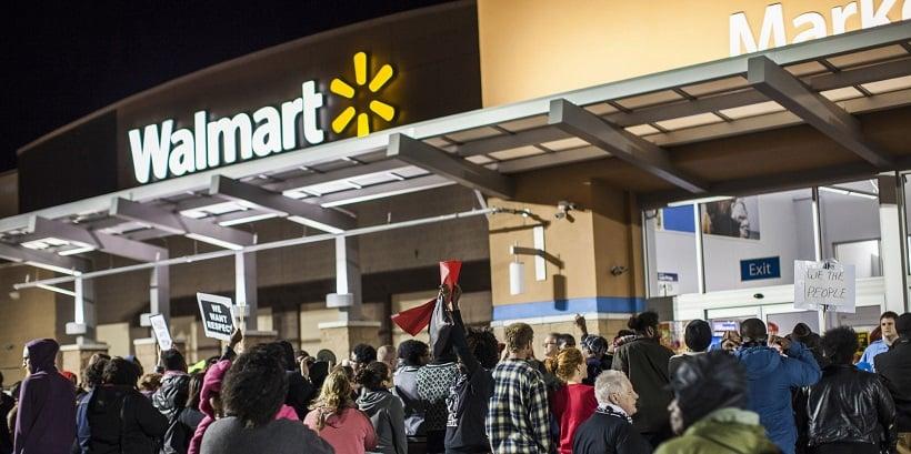 Supermercado Walmart para comprar GPS em San Francisco
