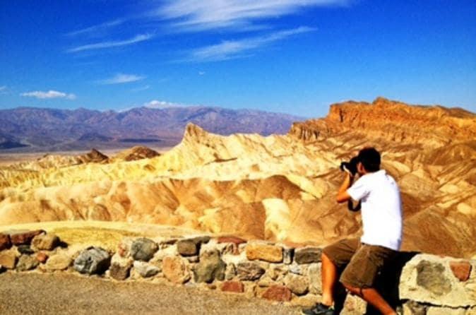Park Death Valley na Califórnia