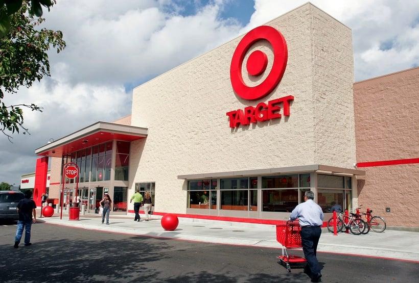 Loja Target para comprar GPS em San Francisco