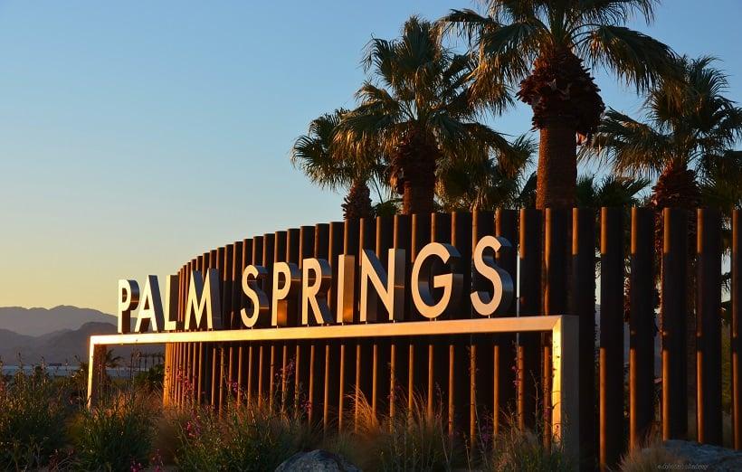 Lugares para conhecer em Palm Springs