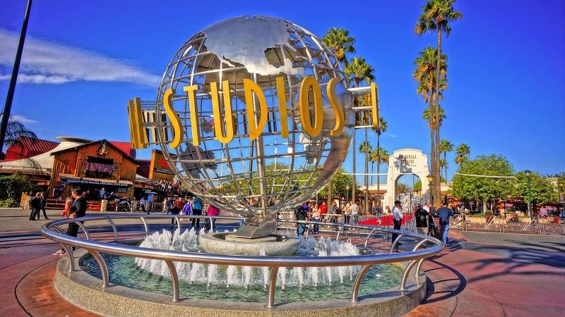 Universal Studios Hollywood em um roteiro de viagem em Los Angeles