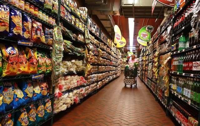 Supermercados em Los Angeles