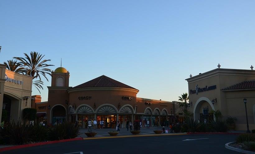 Las Americas Premium Outlets em San Diego