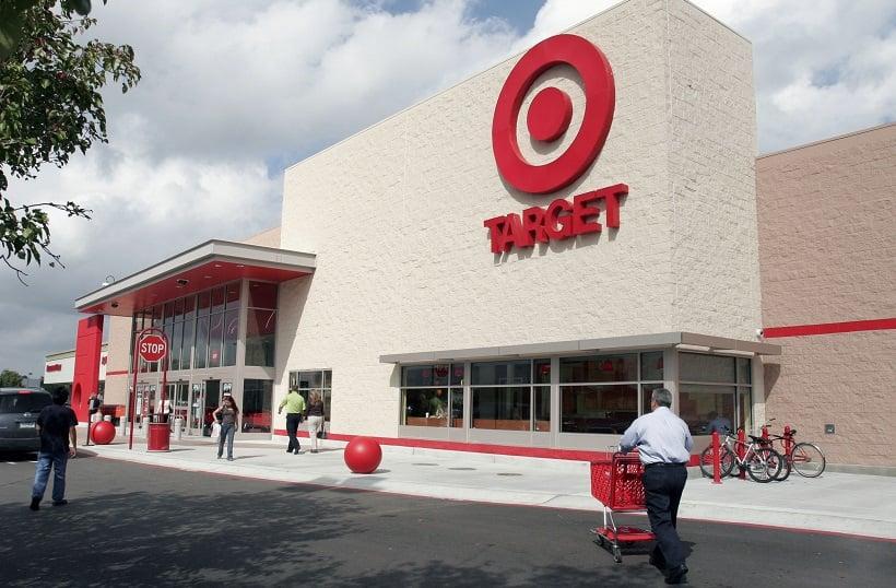 Supermercado Target em San Diego