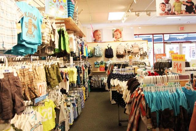 Loja Carter's em San Francisco