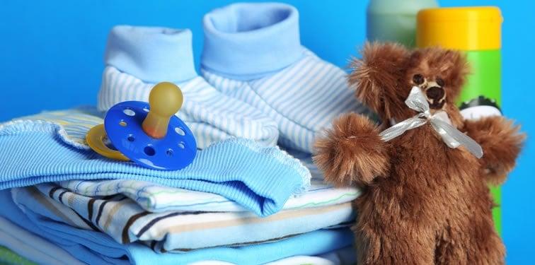 Melhores lojas para o enxoval de bebê em San Diego