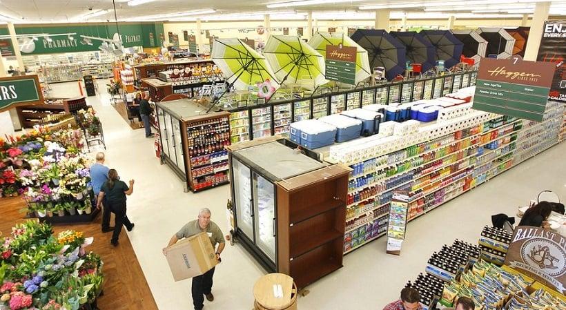 Supermercados em San Diego