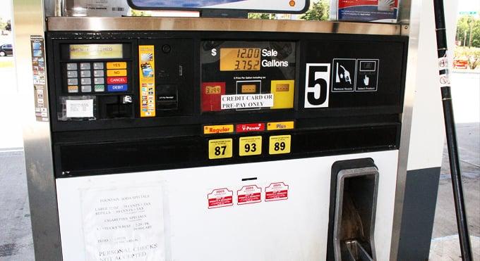 Dicas sobre como abastecer o carro na Califórnia