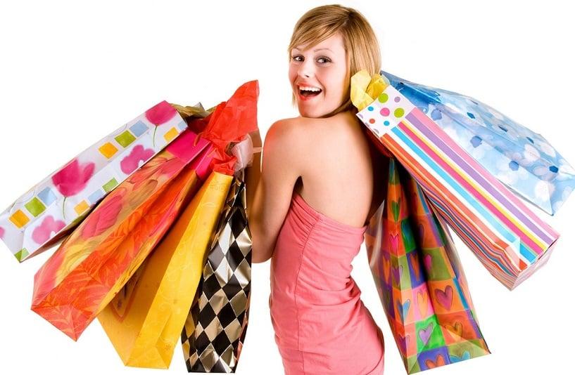 Compras com taxas e impostos nas compras na Califórnia
