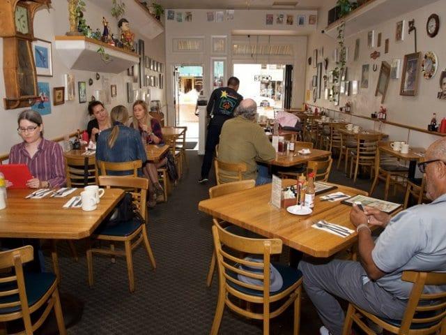 Melhores restaurantes em Monterey