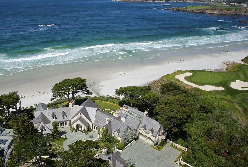 Garrapata State Park em Carmel-by-the-sea em Monterey
