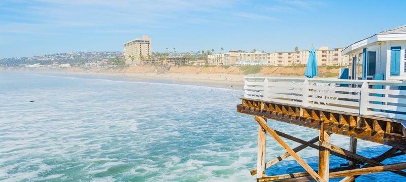 Praias em San Diego