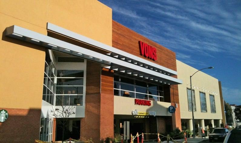 Supermercado Vons em San Diego